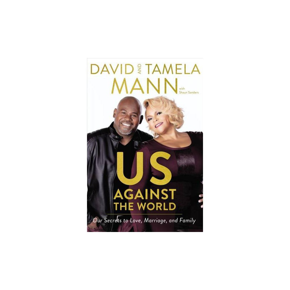 Us Against the World - by David Mann (Paperback)
