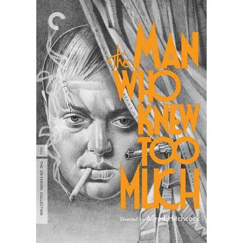 The Man Who Knew Too Much (DVD) - image 1 of 1
