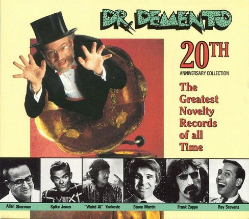 Various - Dr demento's 20th anniversary (CD) - image 1 of 1