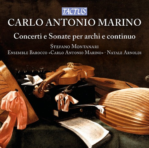 Natale arnoldi - Marino:Ctos & sons for strings and co (CD) - image 1 of 1