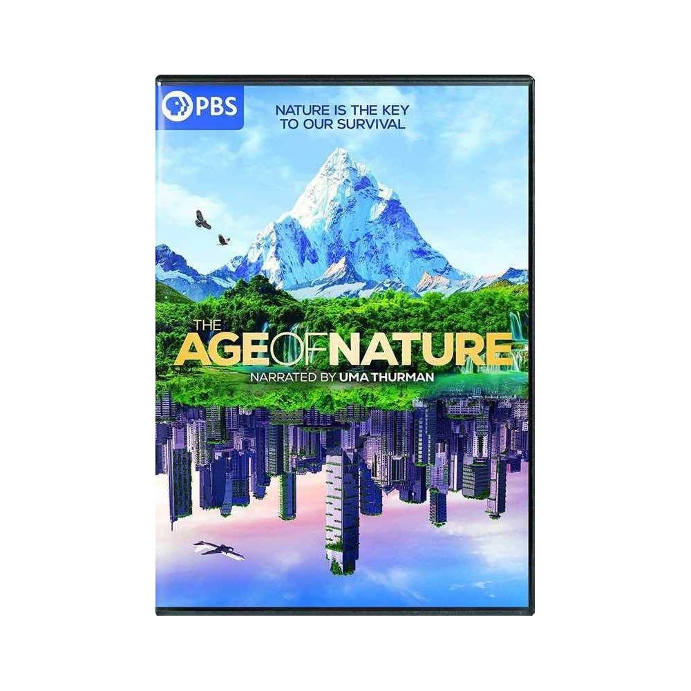 The Age Of Nature Dvd 2020