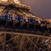 Twilight Eiffel By Chris Coudron Wrapped Unframed Wall Canvas Art - Masterpiece Art Gallery - image 3 of 4