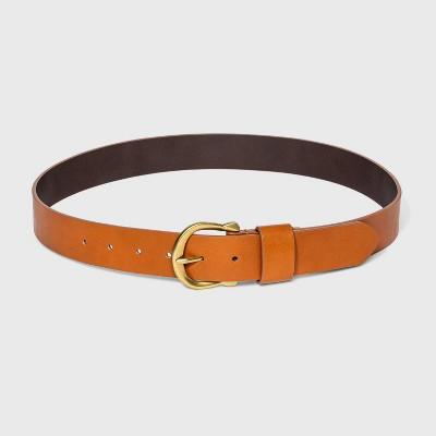 Women's Solid Horseshoe Belt - Universal Thread™