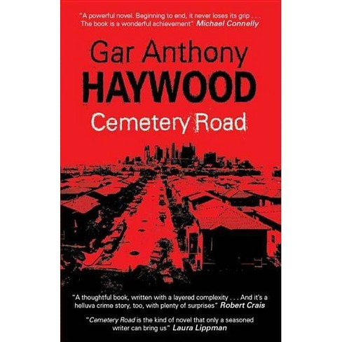 Cemetery Road - by  Gar Anthony Haywood (Hardcover) - image 1 of 1
