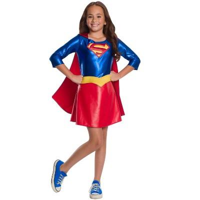 DC Comics DC Super Hero Girls Deluxe Supergirl Child Costume
