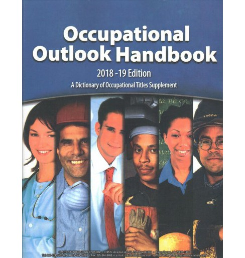 Occupational Outlook Handbook 2018-19 -  (Paperback) - image 1 of 1