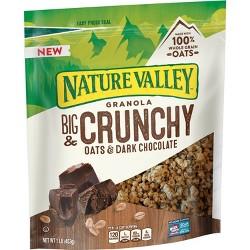 Nature Valley Crunchy Dark Chocolate Granola - 16oz