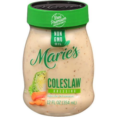 Marie's Coleslaw Dressing - 12oz - image 1 of 3