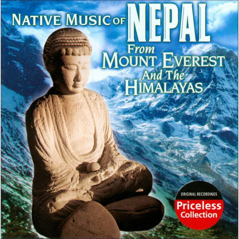 Various - Native Music Of Nepal:From Mount Ever (CD)
