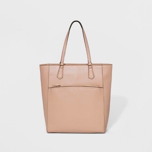 Work Tote Handbag - A New Day™ - image 1 of 3