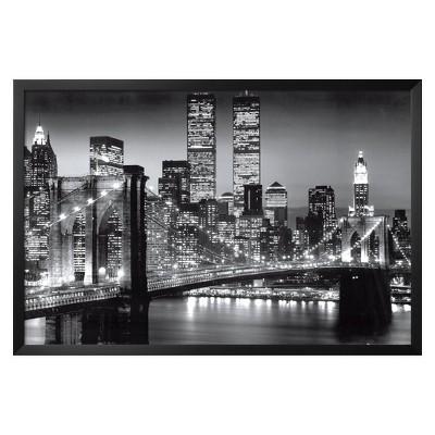 Art.com - New York Manhattan Framed Poster