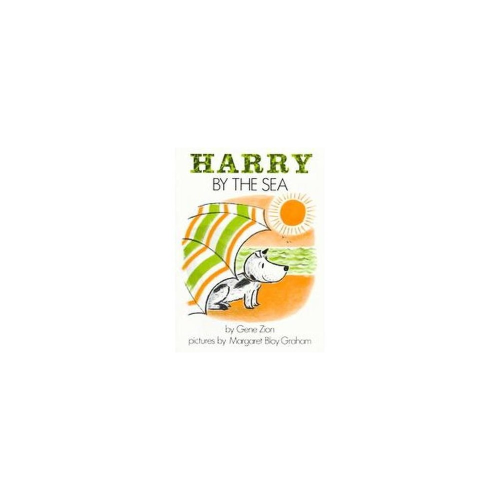 Harry by the Sea (New) (Paperback) (Gene Zion)