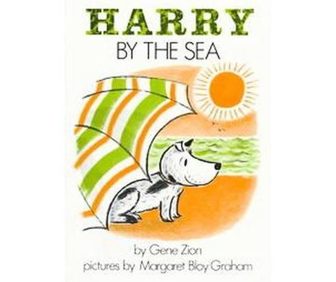 Harry by the Sea (New) (Paperback) (Gene Zion) - image 1 of 1