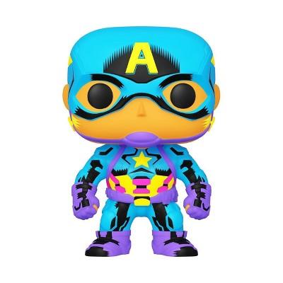 Funko POP! Marvel: Blacklight 4pk (Target Exclusive)