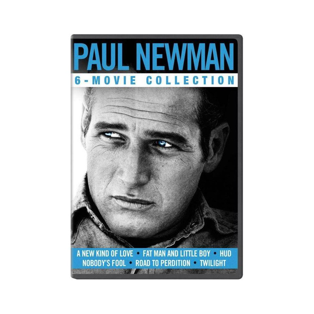 Paul Newman 6-Film Collection (DVD) Coupons