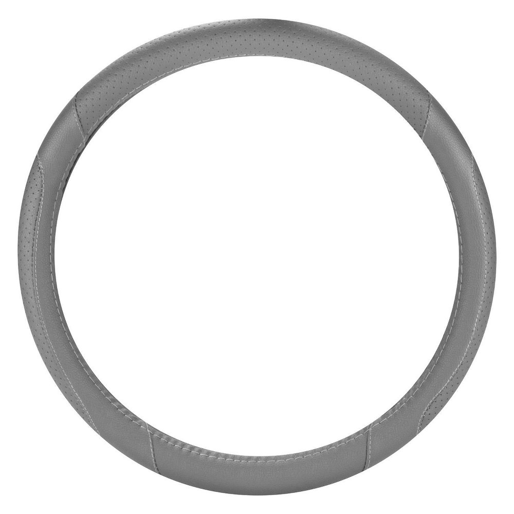 Pilot Automotive Steering Wheel Cover With Microban Technology Silverstone