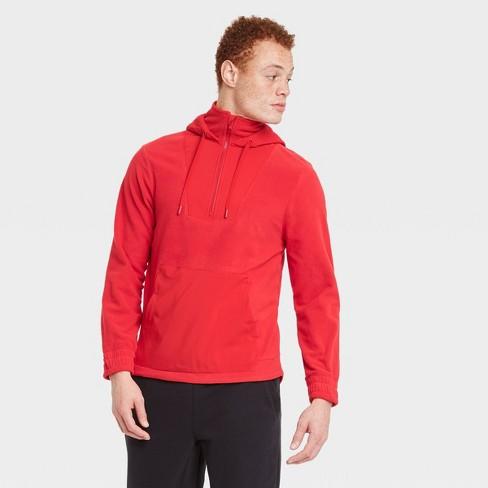 Men's Fleece Pullover Sweatshirt - All in Motion™ - image 1 of 4