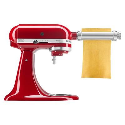 KitchenAid Refurbished Stand Mixer Attachment Pasta Roller Silver - RKSMPSA