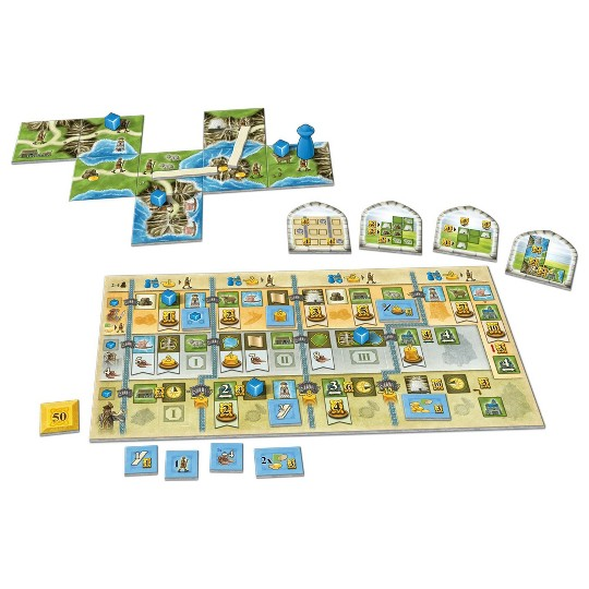 Lookout Isle of Skye: Journeyman Expansion Board Game image number null