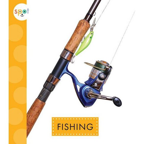 Fishing - (Spot Outdoor Fun) by  Nessa Black (Paperback) - image 1 of 1