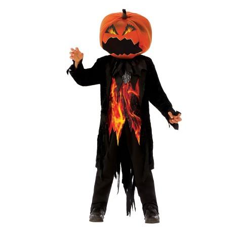 Boys' Mr. Pumpkin Halloween Costume - Rubie's - image 1 of 1