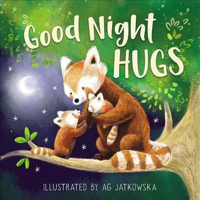 Good Night Hugs - by Thomas Nelson (Board_book)