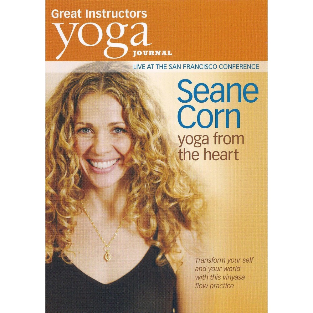 Yoga Journal:Seane Corn Yoga (Dvd)