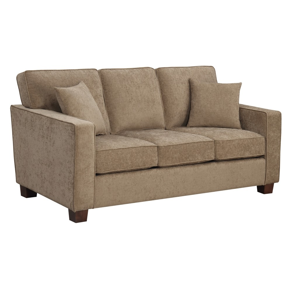 Russell 3 Seater Sofa Earth - Osp Home Furnishings