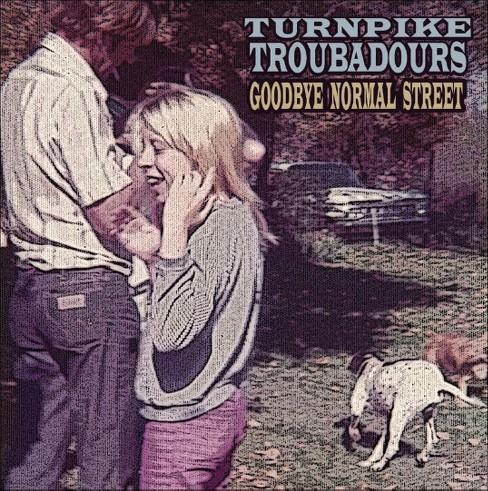 Turnpike troubadours - Goodbye normal street (CD) - image 1 of 1