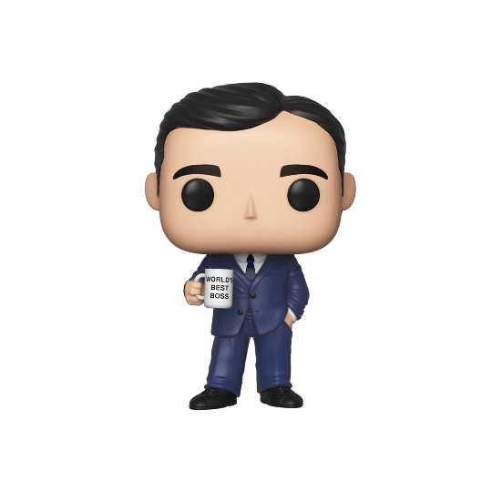 Funko POP! Television: The Office - Michael Scott image number null