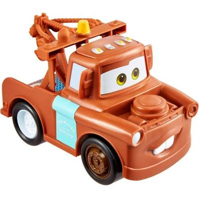 Disney Pixar Cars Track Talkers Mater Vehicle
