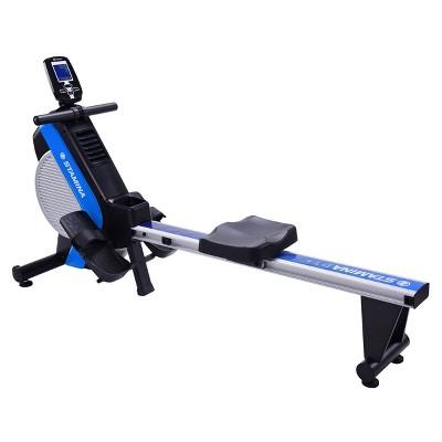 Stamina DT Plus Rowing Machine - Black