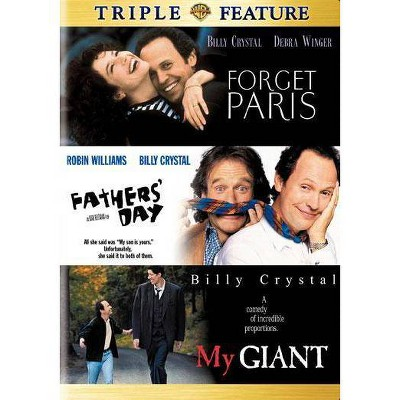 Forget Paris / Fathers' Day / My Giant (DVD)(2006)