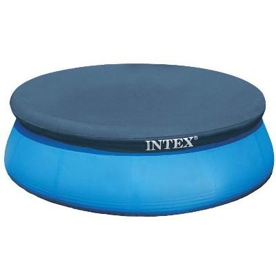 "Intex 13' 11"" Round Above Ground Pool Debris Cover"