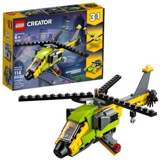 LEGO Creator Helicopter Adventure 31092