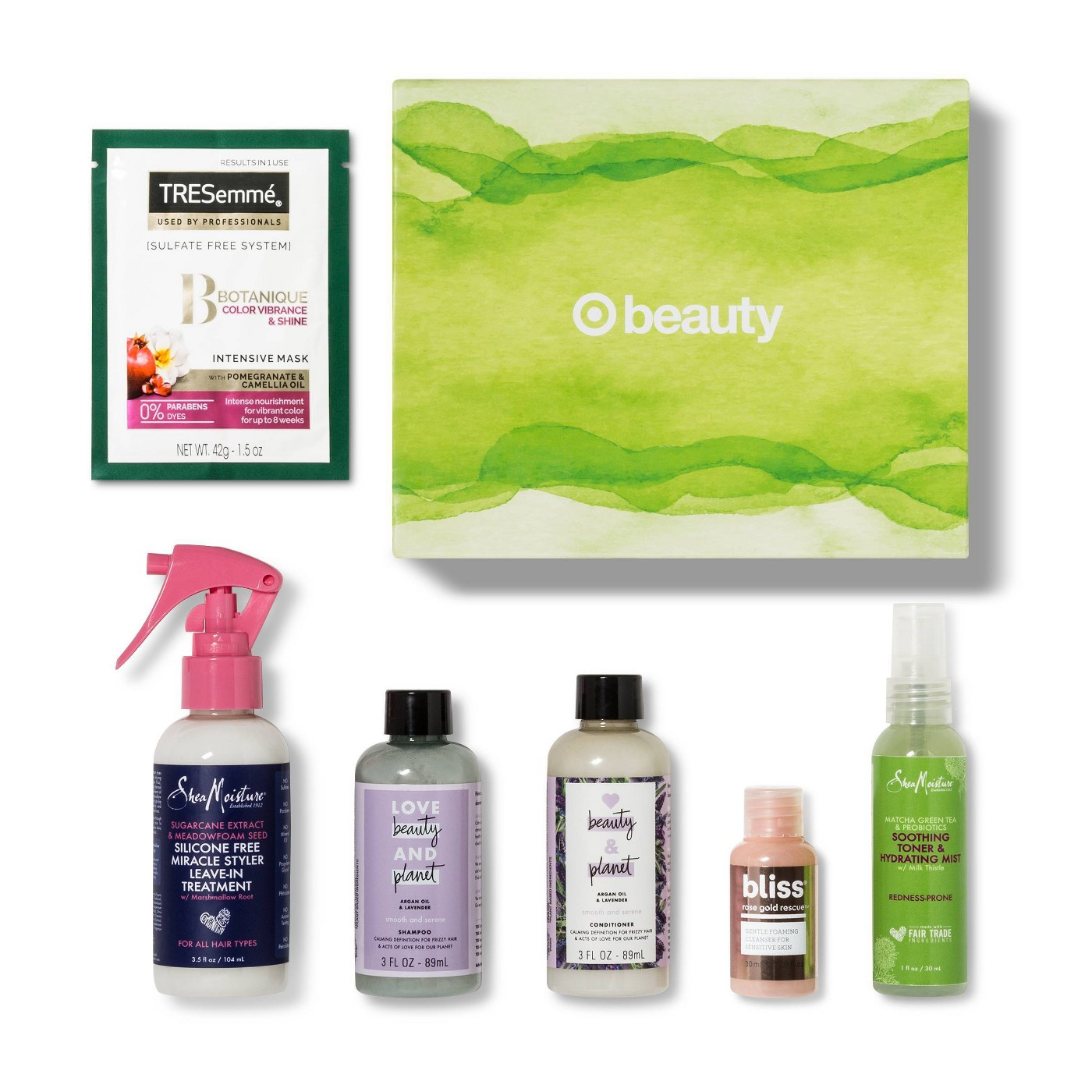 ihocon: Target March Beauty Box