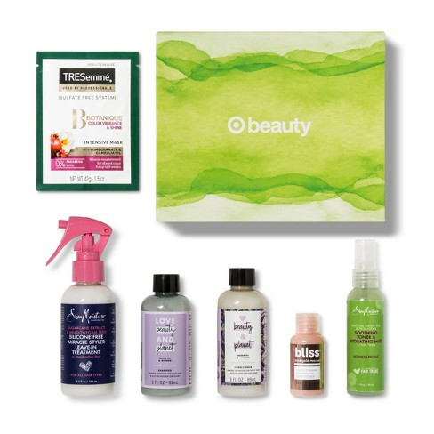 Target March Beauty Box - Just...