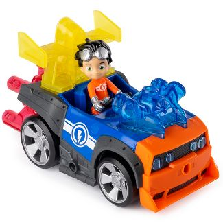 Rusty Rivets Supercharged Kart Building Set