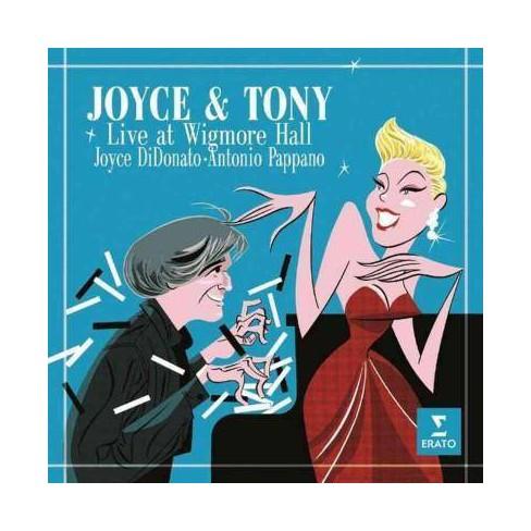 Dougherty - Joyce & Tony: Live from Wigmore Hall (CD) - image 1 of 1