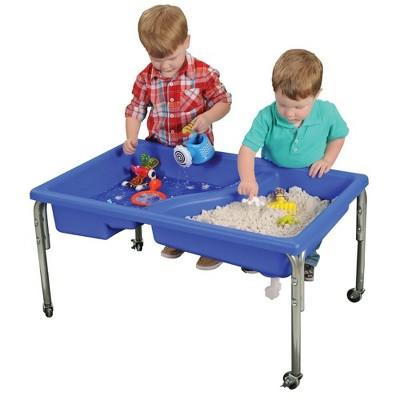 "Children's Factory Neptune Sand & Water Table - Regular Height  - 24"""