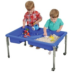 """Children's Factory Inc Neptune Sand & Water Table - Toddler Height  - 18"""""""