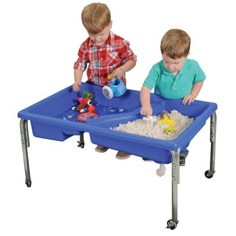 Children S Factory Neptune Sand Water Table Regular Height 24 Target