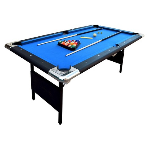 Fairmont 6-ft Portable Pool Table - image 1 of 5