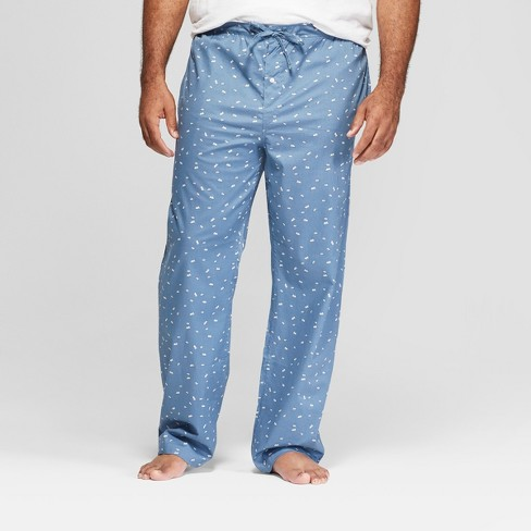 Men's Big & Tall Woven Pajama Pants - Goodfellow & Co™ - image 1 of 2
