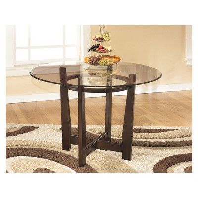 Charrell Dining Room Table   Medium Brown   Signature Design By Ashley
