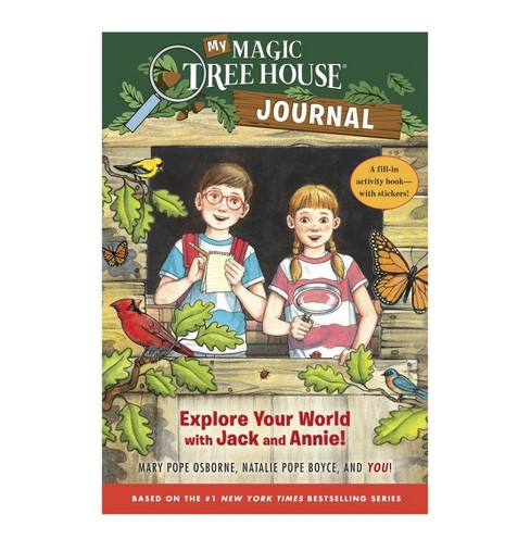 My Magic Tree House Journal (Hardcover) by Mary Pope Osborne - image 1 of 1