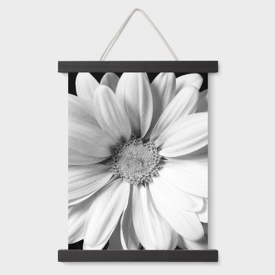 4  x 6  Small Hanging Bar Single Picture Frame Black - Project 62™
