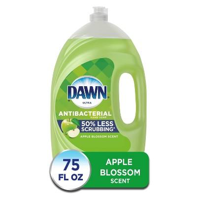 Dawn Ultra Antibacterial Hand Soap Apple Blossom Dishwashing Liquid Dish Soap