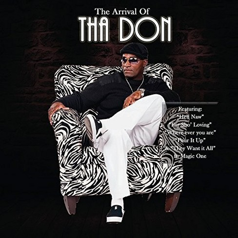Tha don - Arrival of tha don (CD) - image 1 of 1