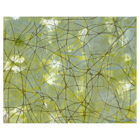 String Theory IV Unframed Wall Canvas Art - (24X30) - image 1 of 1
